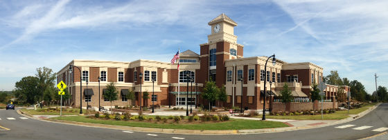 New Lilburn City Hall and Administration Center
